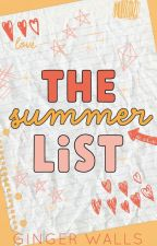 The Summer List by GingerAlana