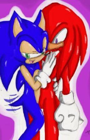 Pain & Passion - a Sonic x Knuckles fanfiction by shitfingernails