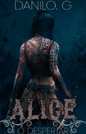 Alice - O Despertar  by zDaniloG