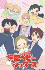 Gakuen Babysitter (Kashima Ryuuichi x reader) by Goldenbellslight