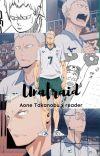𝕌𝕟𝕒𝕗𝕣𝕒𝕚𝕕 (Aone Takanobu x fem!reader) cover
