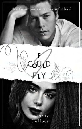 IF I COULD FLY || h.s (Slow Updates) by _Jonquillequeen_