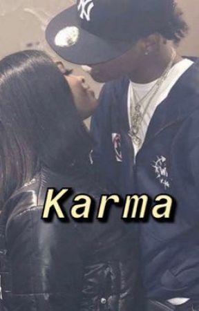 Karma  by lilbandrunner