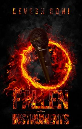 Fallen Instruments | Poetry, Song And Rap Studio | by StraightFrom_Hell