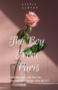 The Boy From Paris cover