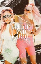 Khloe & Karol by BriFlare