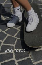 IDLE TOWN, j. mariano by monchericola