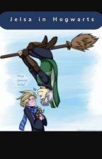 Jelsa In Hogwarts by _free-spirit_