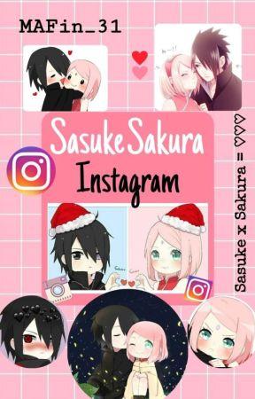 SasukeSakura Instagram by MAFin_31