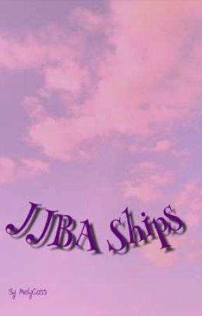 JJBA Ships ♥ by MelyCass