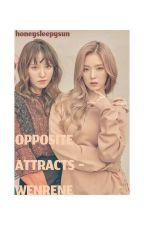 Opposite Attracts - WenRene  by bunnybae2129
