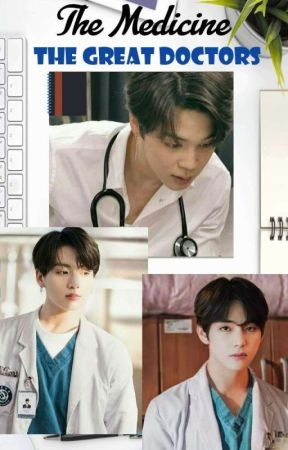 The Medicine : The Great Doctors || Minyoon by Occi_Tamaya
