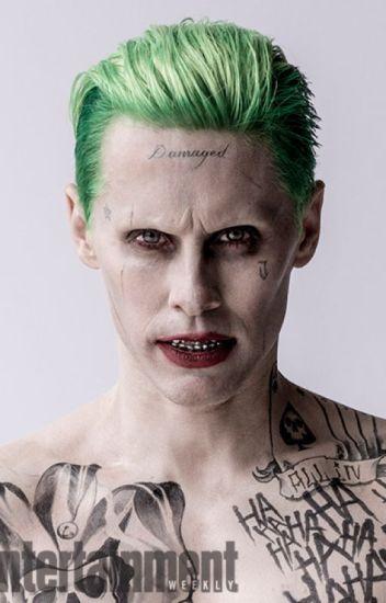 Joker's Wittle Girl