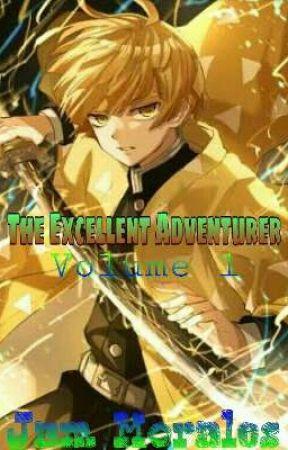 The Excellent Adventurer [VOL:1] by jam_morales