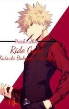 {Ride Good}: CEO Bakugou x Assistant Reader by heichouthot