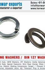 Spring Washers manufacturers exporters by Kanwar789