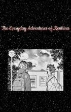 The Everyday Adventures of Kenhina by icyhot_and_bakuhoe