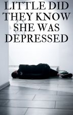 Little Did They Know She was Depressed by BrooklynHats