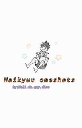 Haikyuu Oneshots!  by Meli-da-gay-dino