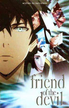 Friend of the Devil ━shingeki no kyojin by OurColors