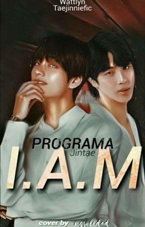 Programa I.A.M - Jintae by taejinniefic
