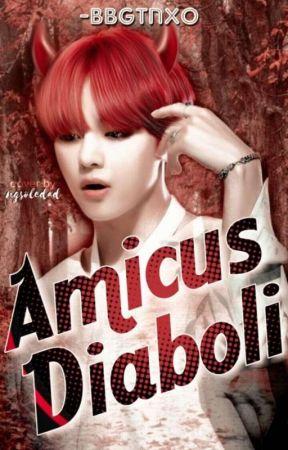 Amicus diaboli 皿 jintae. by -bbgtnxo