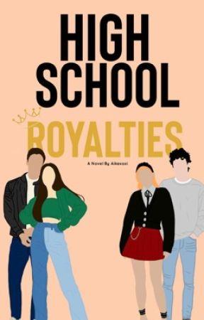 High school royalties  by aikexoxi