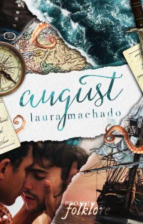 august   projeto folklore by LauraaMachado