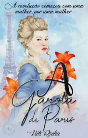 A garota de Paris  by aviihrocha