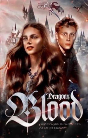 Dragon's Blood ━━ Charlie Weasley  by celineebabee