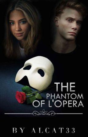 The Phantom of L'Opera by alcat33