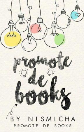 PROMOTE DE BOOKS [CLOSE!]☆ by nismicha
