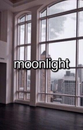 moonlight | Levi x Reader by mochilxtte_