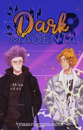 Dark Magenta ✧ ShinKami by R-REDRI0T