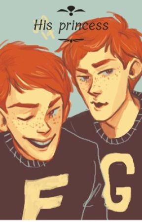 His princess (Fred Weasley x reader) by Minaral1234