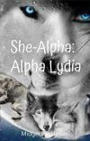 She-Alpha:Alpha Lydia cover