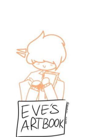Eve's Artbook :DD by evewynn_uwu