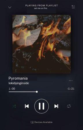 Pyromania | Diego Hargreeves [2] by lokidyinginside