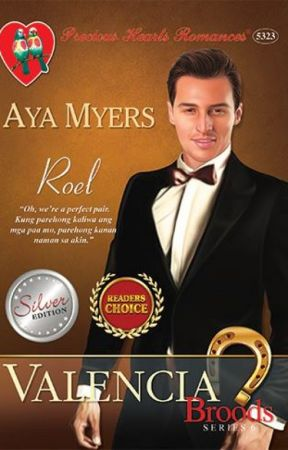 Valencia Brood Series Book 6 : Roel by IamAyaMyers