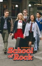School of rock: Crush Mixed by mcdrumcylice