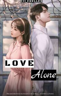 Love Alone (ON GOING)  cover