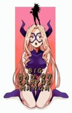 My Hero Academia: Big Man On Campus Manga by RayTheRipper