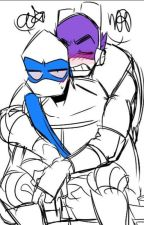 RotTMNT Smut by BasilNSpices