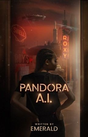 Pandora A.I. | #RewindTheClassics by Lady-Emerald