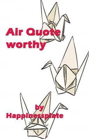 Air quote worthy  TRADUCCIÓN *ChanSoo* by rilapark_00