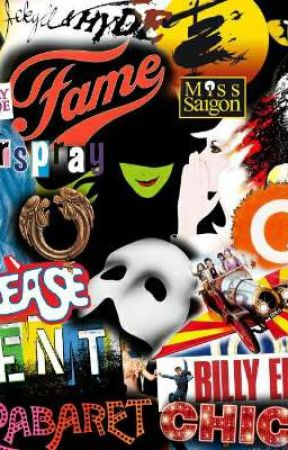 Musicals To Listen To by theletterellemichles