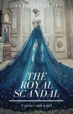 The Royal Scandal   Prince William   by Antoinette_II