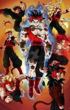 Dragon ball: God Sayajin by MugetsuXzangetsu