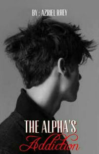 The Alpha's Addiction [BxB] cover