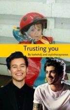 Trusting you  by Kwhehdj